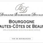 DOMAINE BOURGOGNE DEVAUX